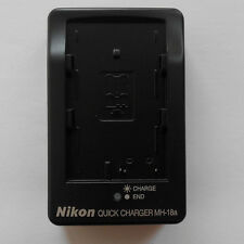 MH-18a Charger For Nikon EN-EL3e EN-EL3a EN-EL3 Battery D700 D300 D200 D100 D90