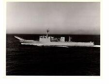 US Navy Class Tank Landing Ship La Moure County LST-1194 Photo 8x1