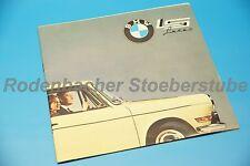 "ORIGINALES prospetto ""BMW LS LUSSO"" del 1962 (g960)"
