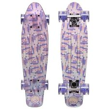 Cal 7 Complete Moxie 22 inch Mini Cruiser Board for Kids and Girls Holiday Gifts