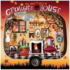 CROWDED HOUSE THE VERY VERY BEST OF CROWDED HOUSE CD NEW