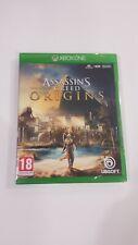 Assassins Creed Origins Xbox One Neuf **