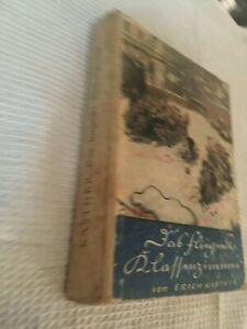 """Antiquarisches Märchenbuch """"Das fliegende Klassenzimmer"""" von Erich Kästner, 1949"""