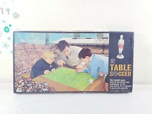 1965 VINTAGE complete WADDINGTONS TABLE TOP SOCCER FOOTBALL BOARD GAME boxed