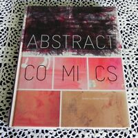Abstract Comics The Anthology 1967-2009 Edited by Andrei Molotiu 1st Edition HC
