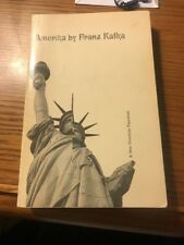 Amerika by Franz Kafka (1962 7th Printing) New Directions Paperback