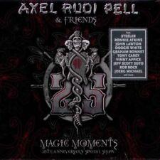 Axel Rudi Pell - Magic Moments 25th Anniversary Special Show- 3 CD   Hard Rock