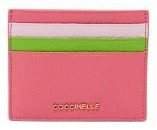 COCCINELLE Metallic Soft ZIP AROUND Wallet Portafoglio Ultra Violet Viola Nuovo