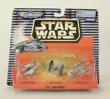 Star Wars Micro Machines Ships Collection XII  MOC Galoob 1996