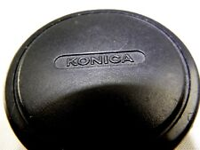 Konica Hexanon Lens Cap 46mm Slip on type - Worldwide