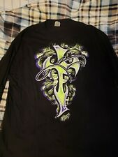 Jeff Hardy TNA Shirt Size 2XL