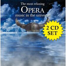 Various Artists - Most Relaxing Opera Music in the Universe / Various [New CD]