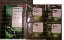 HP 940XL DATE EXPIRED TWO SETS FOR Officejet Pro 8000 8500 8500A VAT INCLUDED