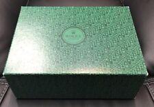 Wooden Watch Box Model Ref. 690009 Vintage Genuine Montres Rolex S.A. Brown