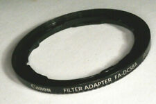 CANON FILTER ADAPTER FA-DC58A