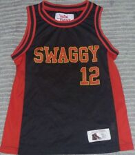 Authentic JUSTIN BIEBER Swaggy Basketball Jersey MIAMI HEAT Youth S/Small kids 8