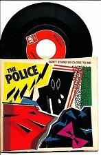The Police Don't Stand So Close To Me bw A Sermon 45 A&M 2301
