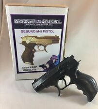 Ghost In The Shell Seburo M-5 Pistol Resin Prop Model Kit