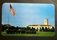 US Army Air Forces Training Command Barksdale Field Shreveport Cigar Postcard