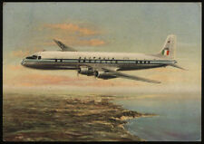 cartolina ALITALIA SUPER -DC 6B