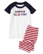 6 NWT Gymboree Gymmies Dog All American /& Awesome Pajamas 5