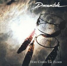 Here Comes the Flood by Dreamtide (CD, 2001, Frontiers) FR CD 098