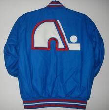 Size L NHL QUEBEC Nordiques Reversible Wool  Jacket  New JH Design  L