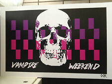 "Vampire Weekend 24""x36"" band poster print"