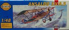 Smer 1/48 Ansaldo SVA 5 Biplane WWI 808