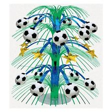 Championship Football Cascade Centrepieces Sports Birthday Party Decorations