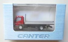 RED MITSUBISHI FE STERLING 360 TRUCK CANTER MINIATURE 1/87 HO Scale