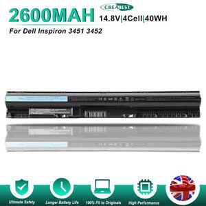 14.8V Battery M5Y1K For Dell Inspiron 3451 3551 5558 5555 3452 HD4J0 GXVJ3 991XP
