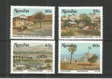 NAMIBIA 1991 TOURIST CAMPS SG,580-583 UN/MM NH LOT 1178A
