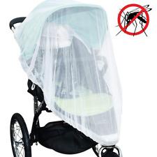 Jolik Mosquito Net for Stroller Carriers Car Seats Cradles, Universal Size, Net