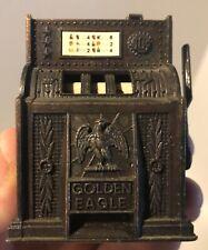 Miniature Slot Machine Die Cast Pencil Sharpener