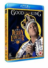 WWE It's Good To Be The King - The Jerry Lawler Story 2er [Blu-ray] *NEU*