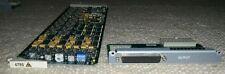 Probel Sirius 4795 8 canali DAC Stereo Scheda di uscita analogica con connettore posteriore