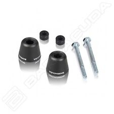 Barracuda kit tamponi para telaio dx+sx in pvc neri Suzuki GSR750
