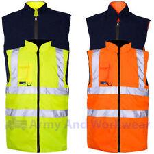 Zip Business Waistcoats for Men
