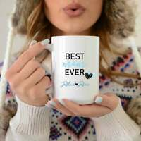 Best Mom Ever Coffee Mug For Mom Of Boys Personalized Mug Mother's Day Gift Gift