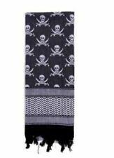 Bufandas y pañuelos de mujer negro