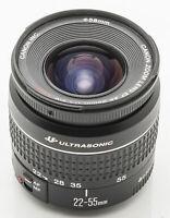 Canon Zoom Lens EF 22-55mm USM Ultrasonic 22-55 mm 1:4-5.6 für Canon EOS
