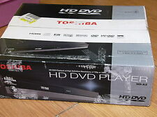 NEW Sealed Toshiba HD-A2 HD high definition DVD Player