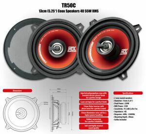 MTX TR50C Kit 2 casse 13cm COASSIALI ALTOPARLANTI AUTO GRIGLIE INCLUSE