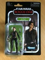 STAR WARS THE VINTAGE COLLECTION ROGUE ONE JYN ERSO 3 3/4 INCH FIGURE WAVE 1