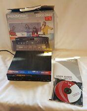 Pensonic 25KV-2607 Karaoke DVD CD Multiformat Disc Player BOXED  GWO