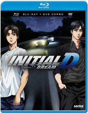 Initial D Legend 3: Dream [New Blu-ray] With DVD, Anamorphic, Subtitled