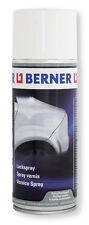 Lackspray Schwarz Matt RAL 9005 Neu Orginal Berner 400ml Spray      148609