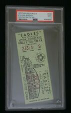 1976 The Eagles With Linda Ronstadt Kingdome Concert Tour Ticket - Psa 2 Good
