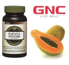 GNC Natural Brand Papaya Enzyme Supports Healthy Digestive 90 tabs